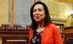 Margarita Robles cantó La muerte no es el final, que con todo respeto es una canción eminentemente cristiana