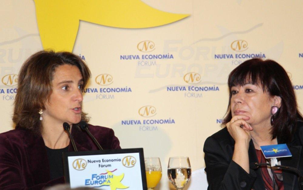 Teresa Ribera mantiene las centrales nucleares de momento