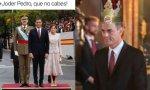 Los memes del presidente Pedro Sánchez y el desfile del 12 de octubre