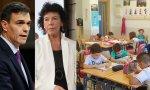 El PSOE quiere cargarse la educación católica