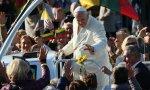 Poco tiene que ver la situación en los países bálticos que visitó el Papa, con la que se encontró Juan Pablo II hace ahora 25 años