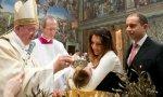Hay que bautizar a los niños cuanto antes