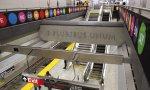 Estación de metro de la calle 72 de Manhattan.