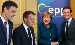 Ni Merkel ni Macron son nuestros tutores