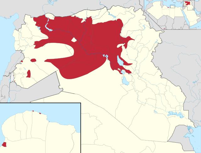 El Estado Islámico mata a 500 personas en la toma de Ramadi (en Irak), pero retrocede en Palmira (Siria)