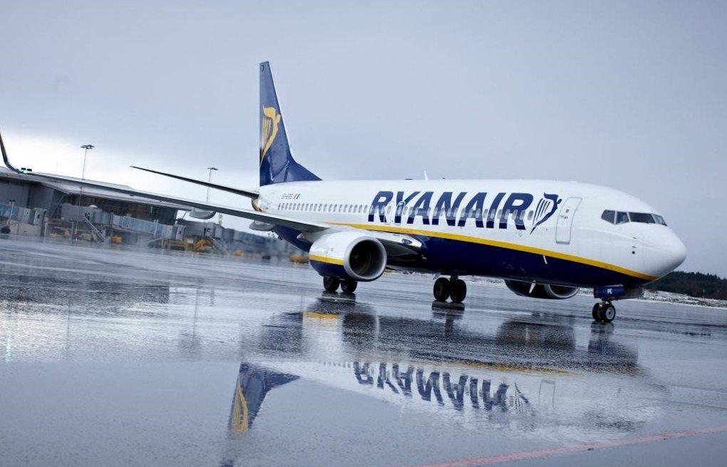 Ryanair: primer recorte de beneficio en cinco años , penalizada por la huelgas y el precio de petróleo