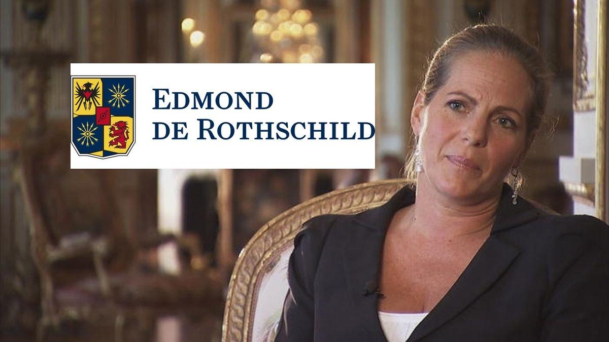 Ariane de Rothschild es una filántropa convencida