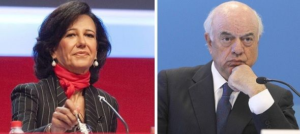 El Santander se lanza a la yugular del BBVA… contra el parecer del gobernador Linde