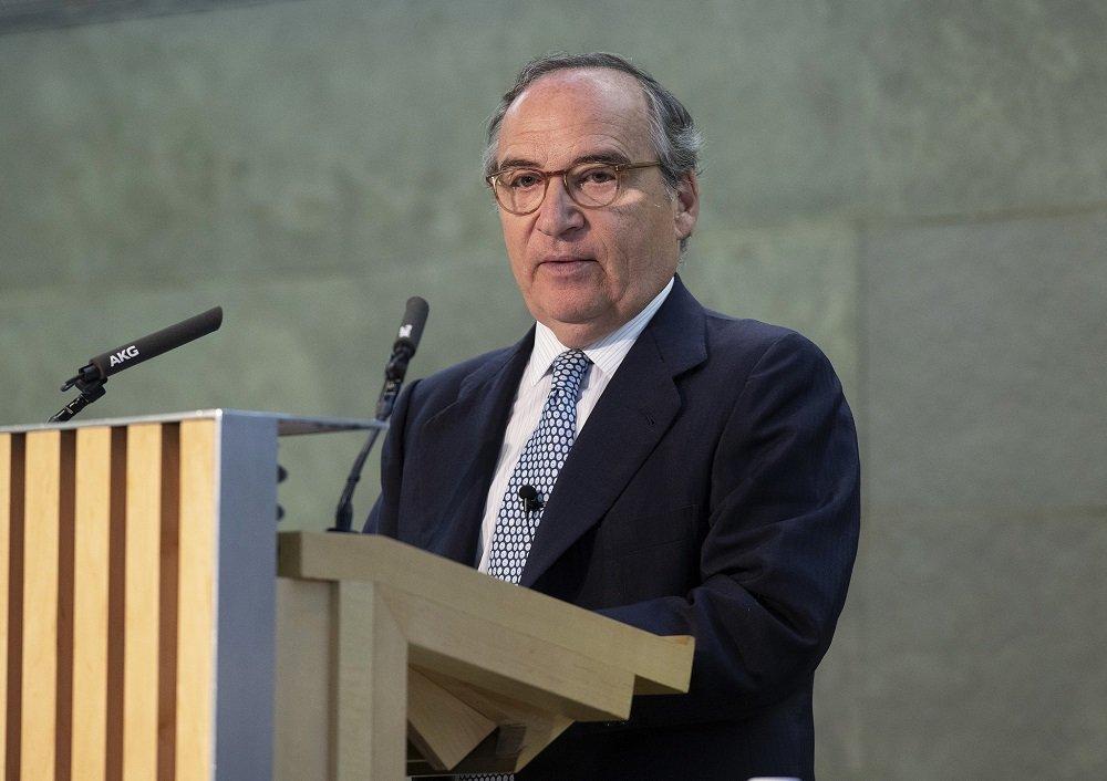 Antonio Hernández Callejas preside Ebro Foods desde 2005 y su familia controlan el 15,922% del capital