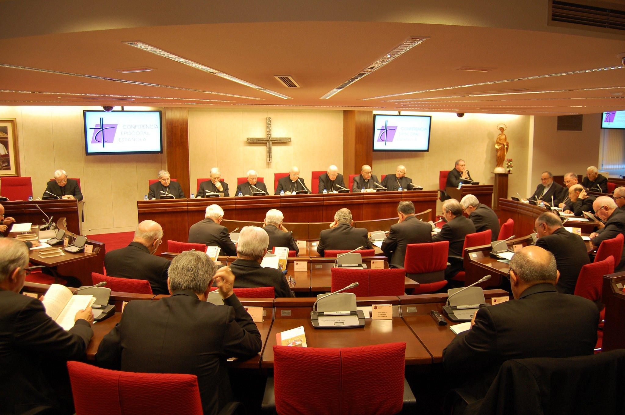 En el entretanto, los obispos españoles callan
