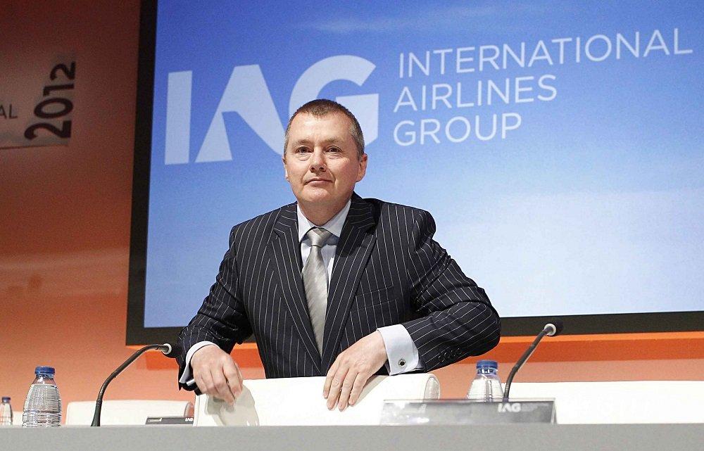 Walsh destaca dejará de ser CEO del holding aéreo el próximo 26 de marzo, pero se despide con un buen pellizco
