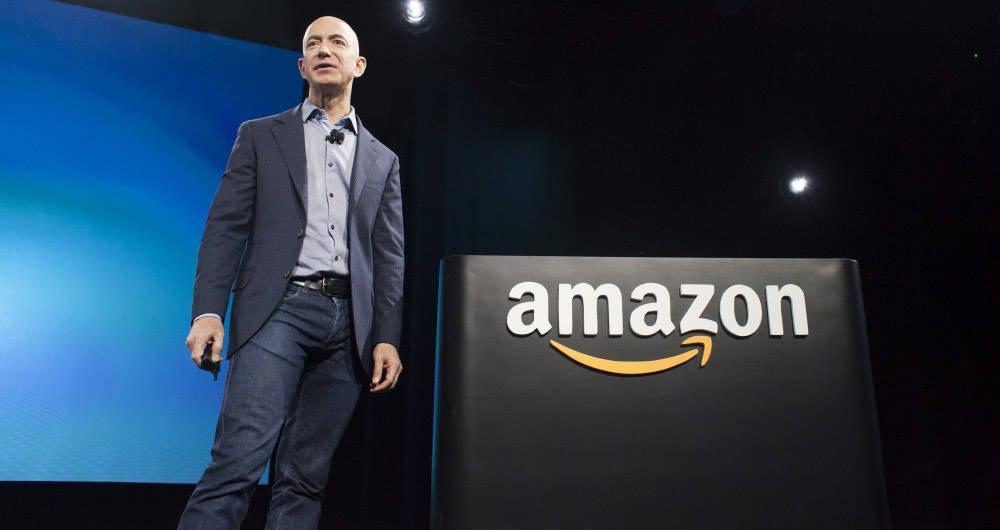 Jeff Bezos, el hombre más rico del mundo, es el fundador de Amazon y quien dirige este gigante