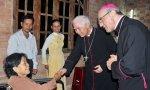 """""""La Iglesia es perseguida tanto en Europa como en Vietnam"""", dice monseñor Duc Dao, obispo de Xuân Lôc"""