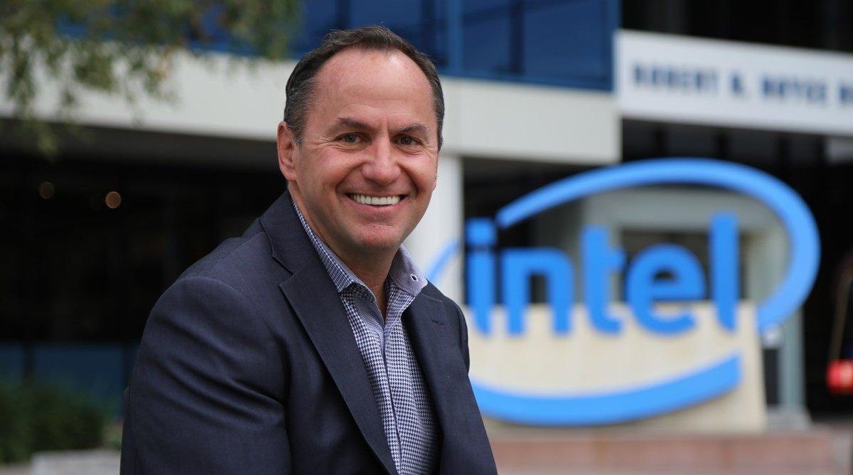 Bob Swan, CEO de Intel