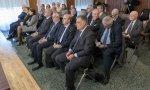 Los condenados a más de seis años de cárcel por los ERE siguen en libertad. Rato entró en prisión por una pena dos años y medio