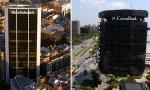 Sabadell y Caixabank, la cruz y la cara del sector bancario en bolsa