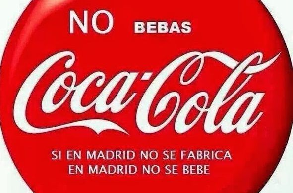 Coca-Cola. La tramposa reapertura de Fuenlabrada busca un verano sin boicot al famoso refresco