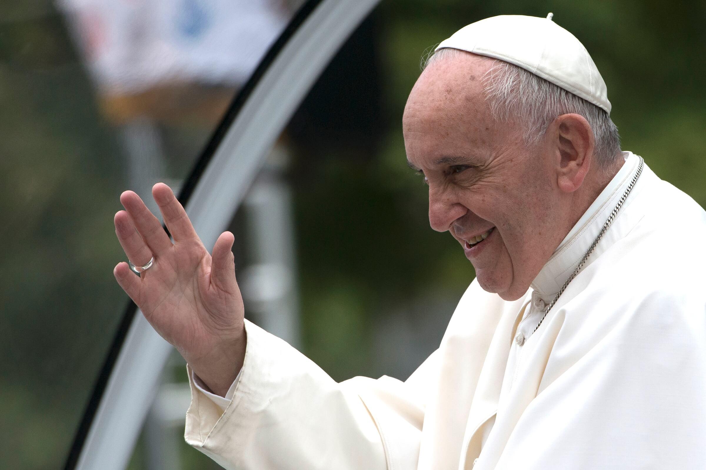 El Papa Francisco viaja a la JMJ a Panamá