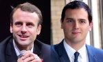 Macron y Rivera se verán las caras este fin de semana