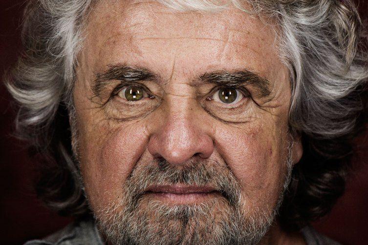 Italia. El populista Movimiento 5 Estrellas del bufón Beppe Grillo ya es la segunda fuerza política