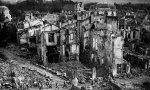 La ciudad de Verdún durante los bombardeos de 1916