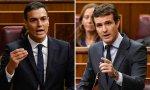 Sánchez y Casado, posible debate en Mediaset
