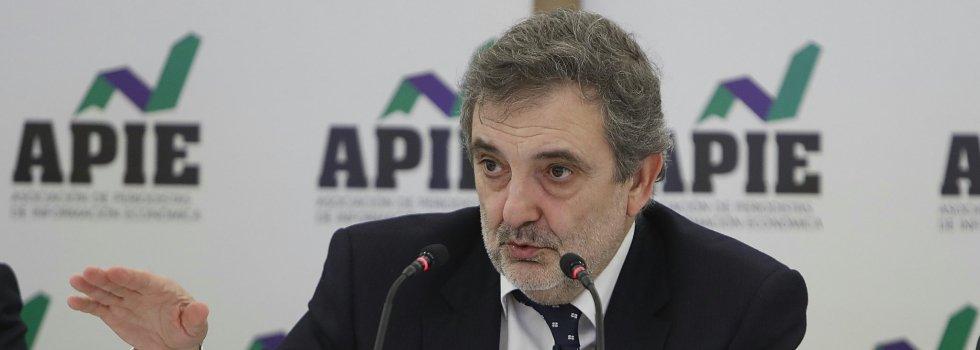 En Telefónica no se terminan de creer el fichaje de Luis Miguel Gilpérez por Telecom Italia