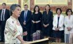 Rosa María Mateo lo está bordando al frente del ente público... y eso que sólo es administradora provisional única