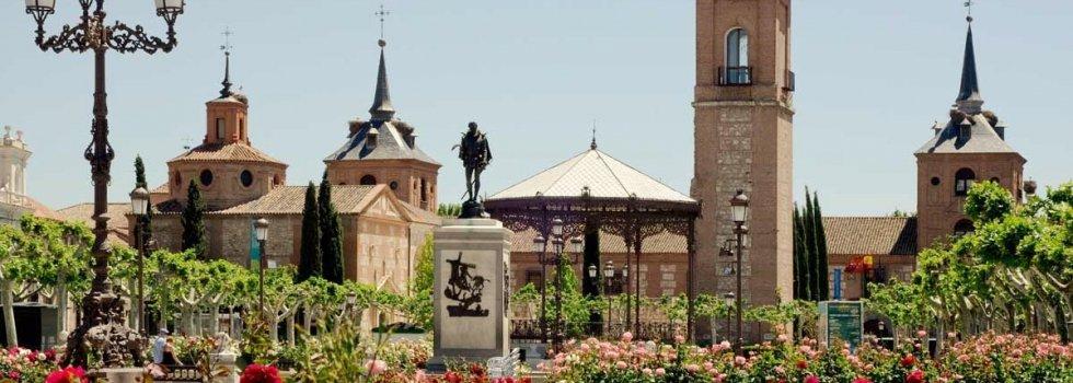 Alcalá de Henares, una ciudad que en 1936 se encontraba bajo un régimen de terror