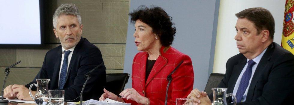 Consejo de Ministros del viernes 16. Brexit, Gibraltar y calentamiento global, en el foco