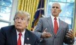 Pence es un tipo coherente y discreto. Trump es coherente pero no es discreto