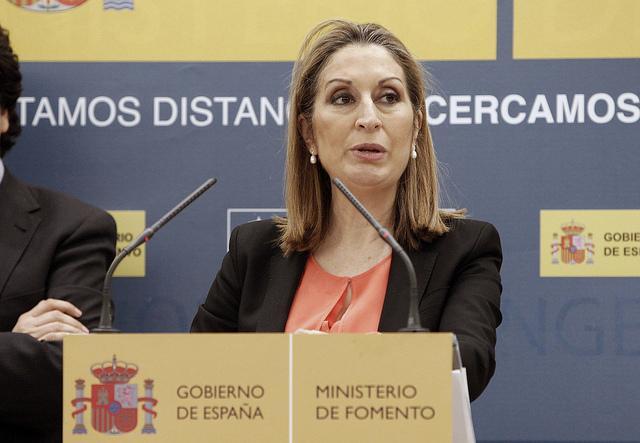 Ana Pastor, maestra del periodismo sincero. Y voy yo, y me lo creo…
