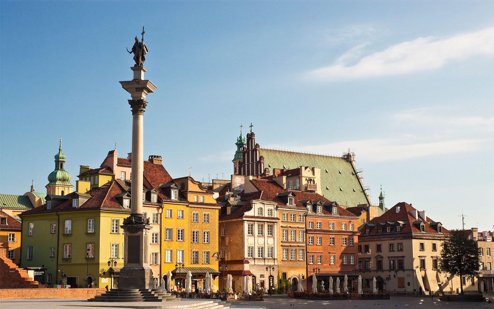 Polonia. Acogemos ucranianos, no islámicos