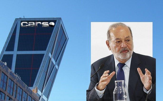 Carlos Slim quiere hacerse con el 90% de Realia para excluirla de bolsa