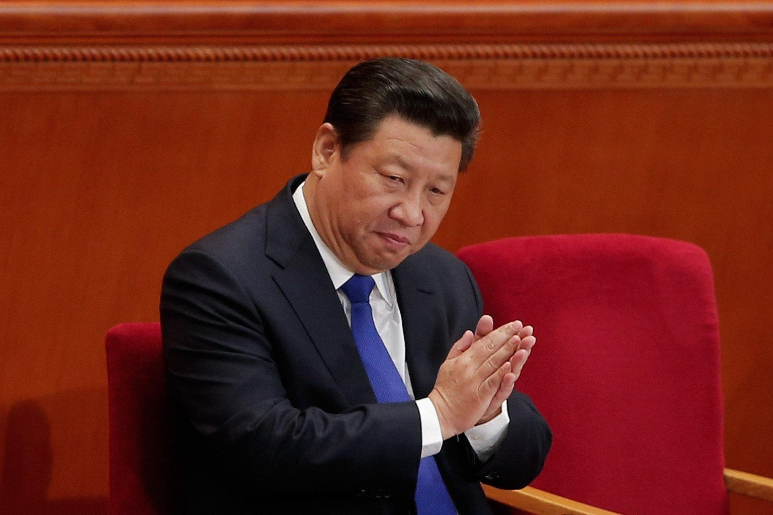 La China actual. Xi Jinping, el gran tirano