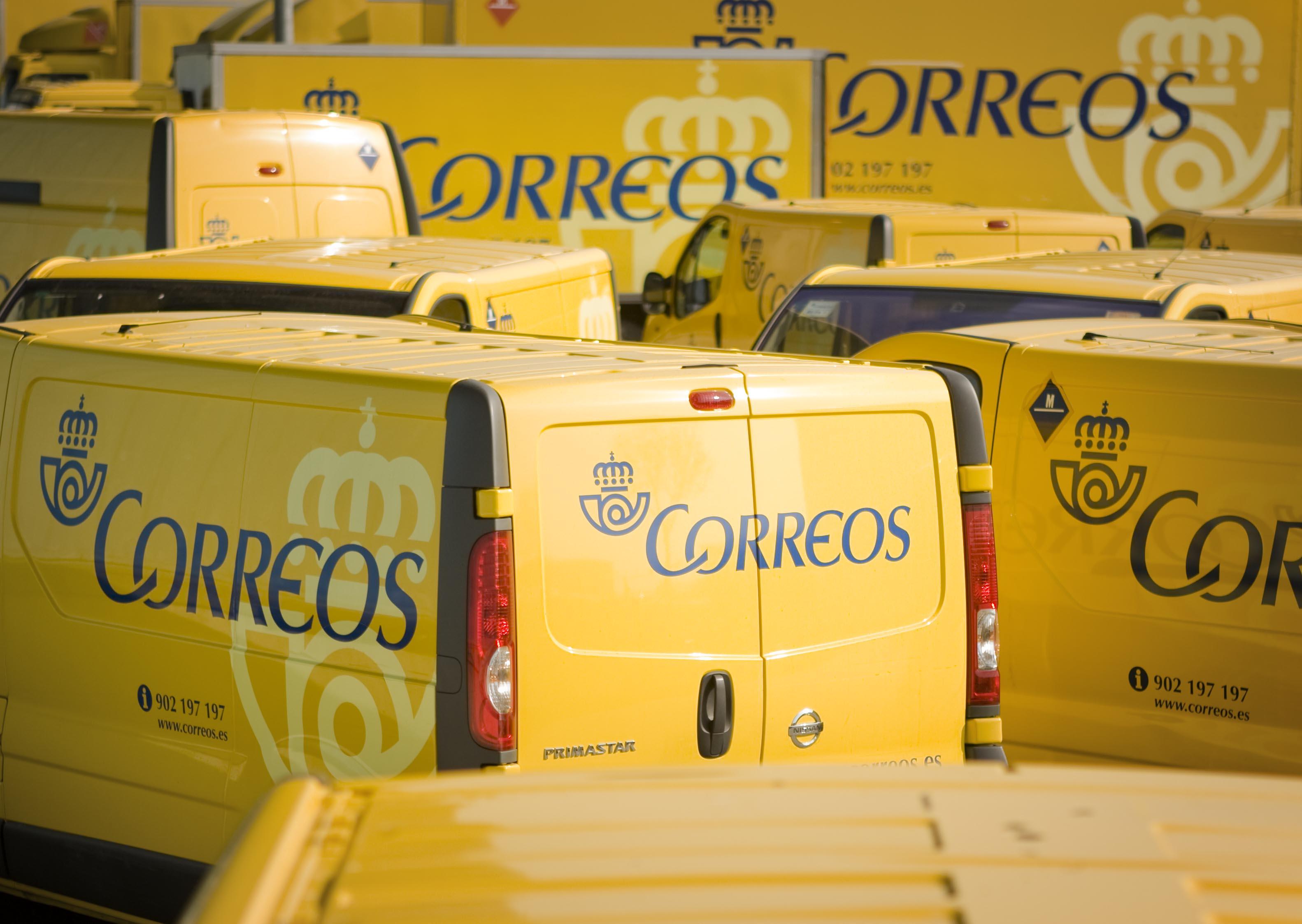 Correos ganó 14,8 millones el año pasado, frente a los 153 millones de pérdidas de 2018