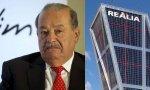 Carlos Slim controla la inmobiliaria Realia