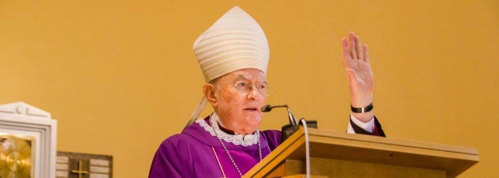 Homilía del arzobispo Hoser. Enviado Especial de la Santa Sede. Medjugorje