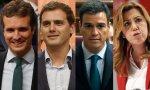 Casado acepta a Vox, Rivera… casi también. Sánchez quiere que Susana dimita