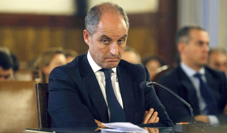 La jueza del Juzgado de instrucción número 17 de Valencia ordena procesar a Francisco Camps
