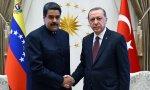 Maduro y Erdogan mejoran las relaciones internacionales