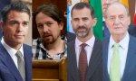 La insensatez de Pedro Sánchez: propone suprimir la inviolabilidad del Rey