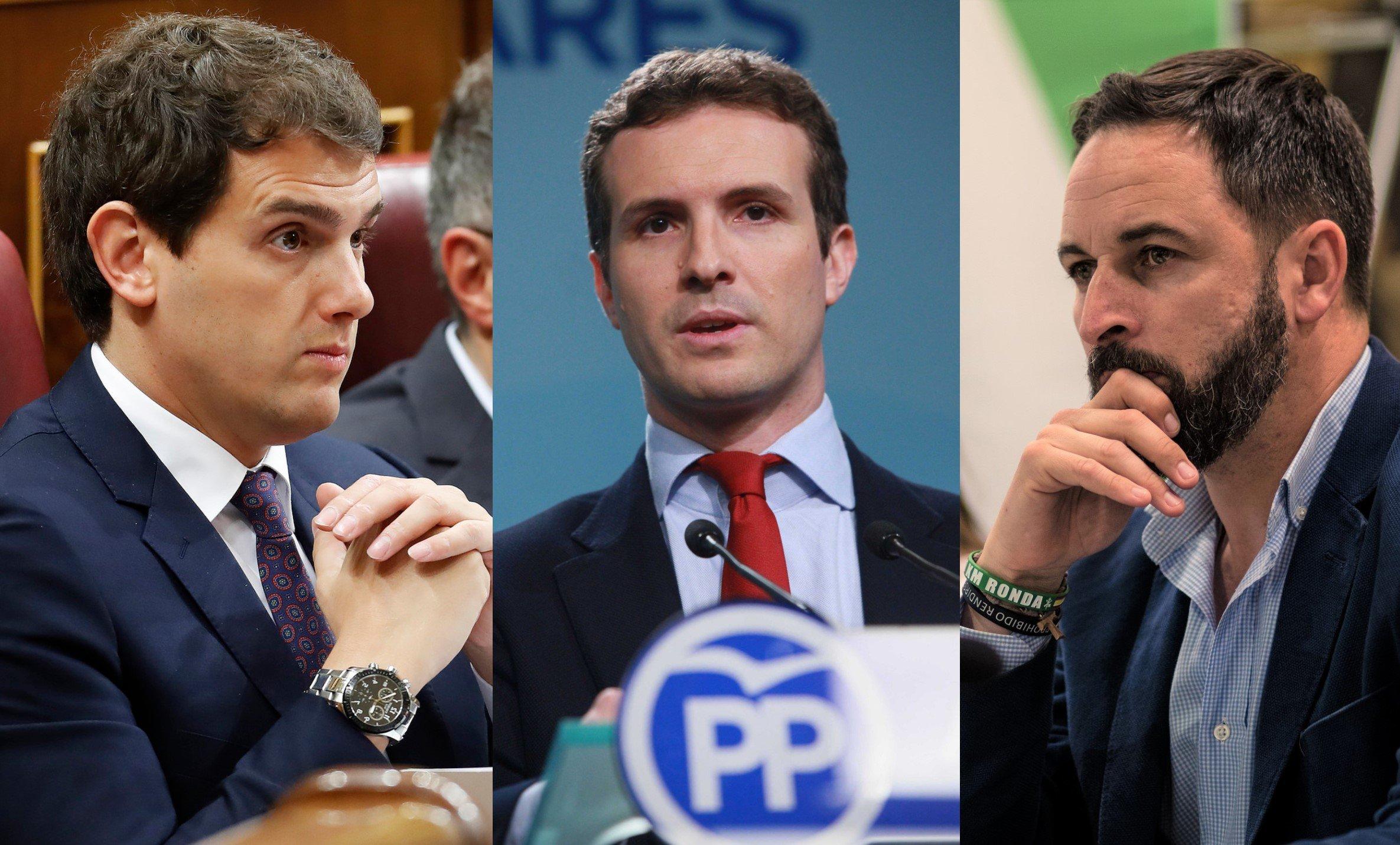 Harto del PP y Ciudadanos, Vox rompe la balanza