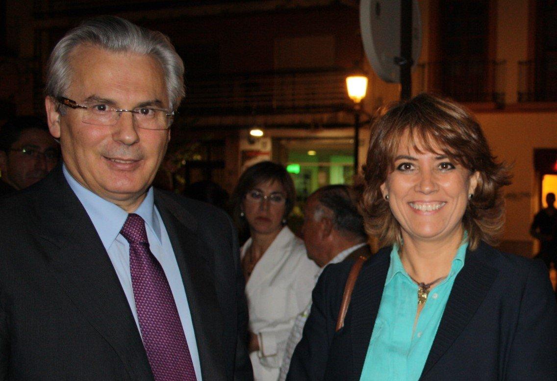Baltasar Garzón ejerce como ministro de Justicia en la sombra