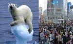 La lucha contra el calentamiento global, y para preservar al planeta, exige que el hombre sea destruido