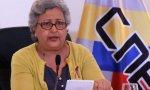 Tibisay Lucena afirma que en las elecciones de concejos municipales en Venezuela se registró una abstención de 72,6%
