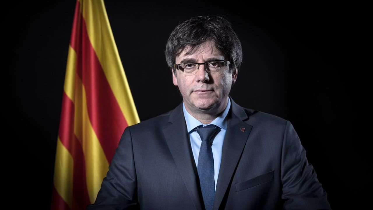 Puigdemont, fugitivo de la justicia española