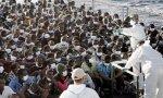 Inmigrantes tratando de alcanzar Europa en patera. ¿Dónde está la solidaridad del resto de Europa?