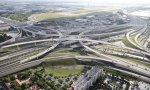Intercambiador de Autopistas de Miami, en Florida