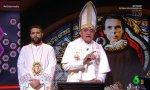 El Gran Wyoming y Dani Mateo mofándose de la Iglesia Católica y de los cristianos